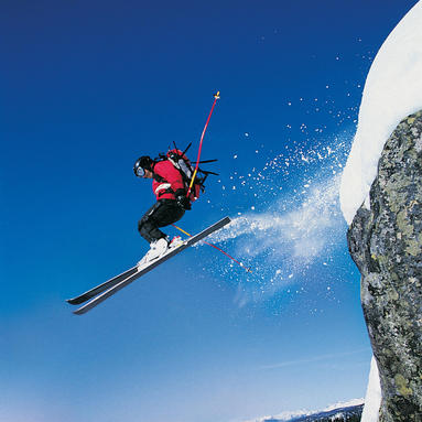 Skiing Experience With Gemstone