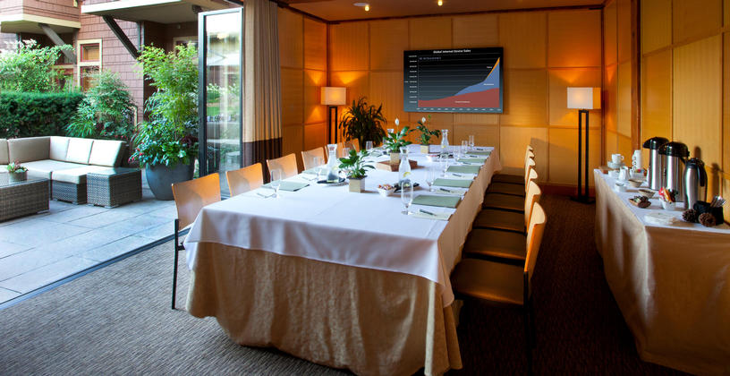 Redefined Meetings with Gemstone Hotel Collection